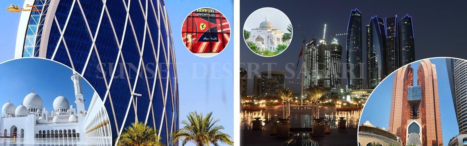 Abu Dhabi Tour, Ferrari world