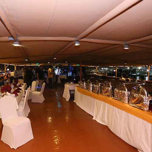 Dhow Cruise Buffet