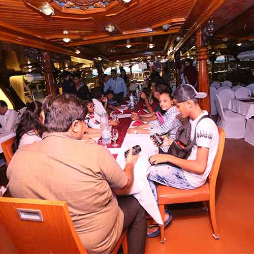 Dhow Cruise Creek Dinner